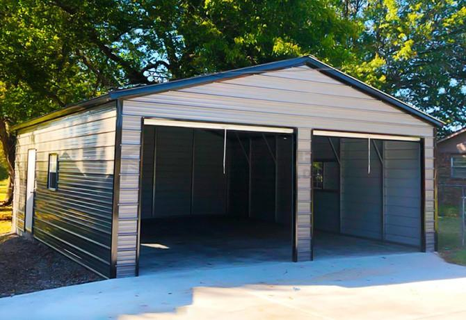 Side Entry Garages