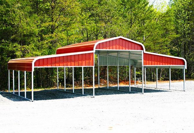 Regular Roof Barns