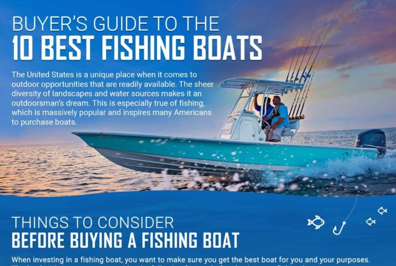 Buyer's Guide to the 10 Best Fishing Boats