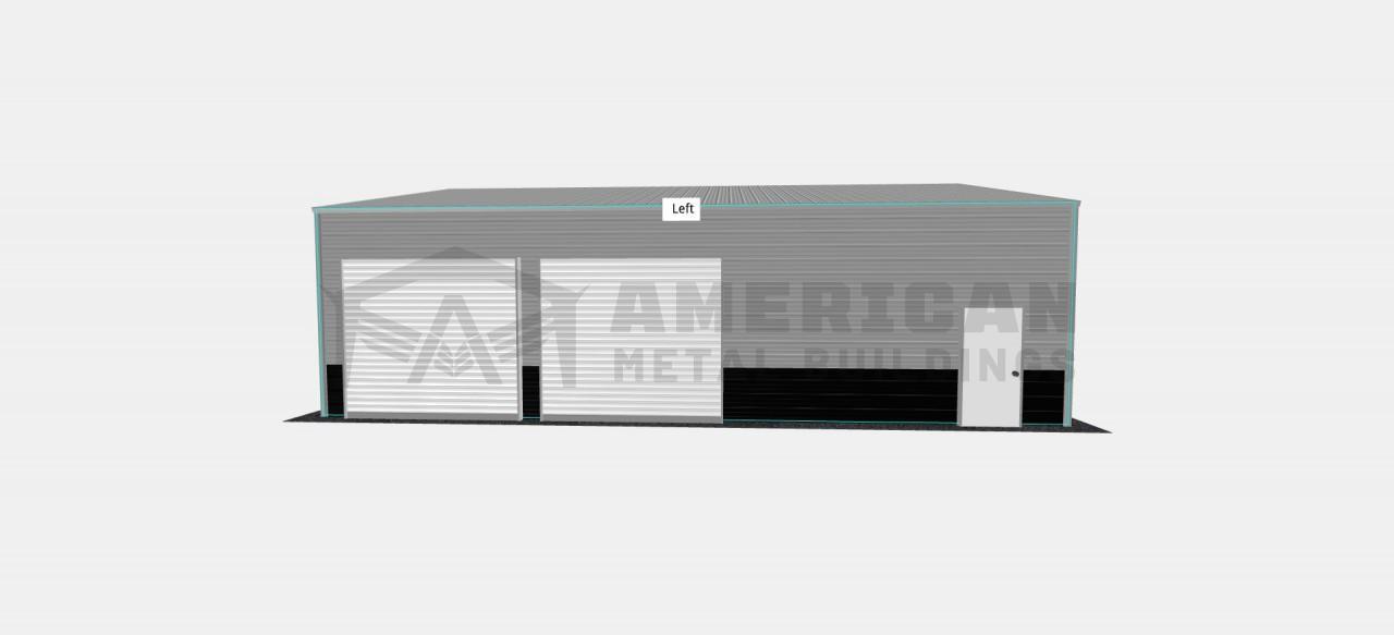 30x40 Steel Garage